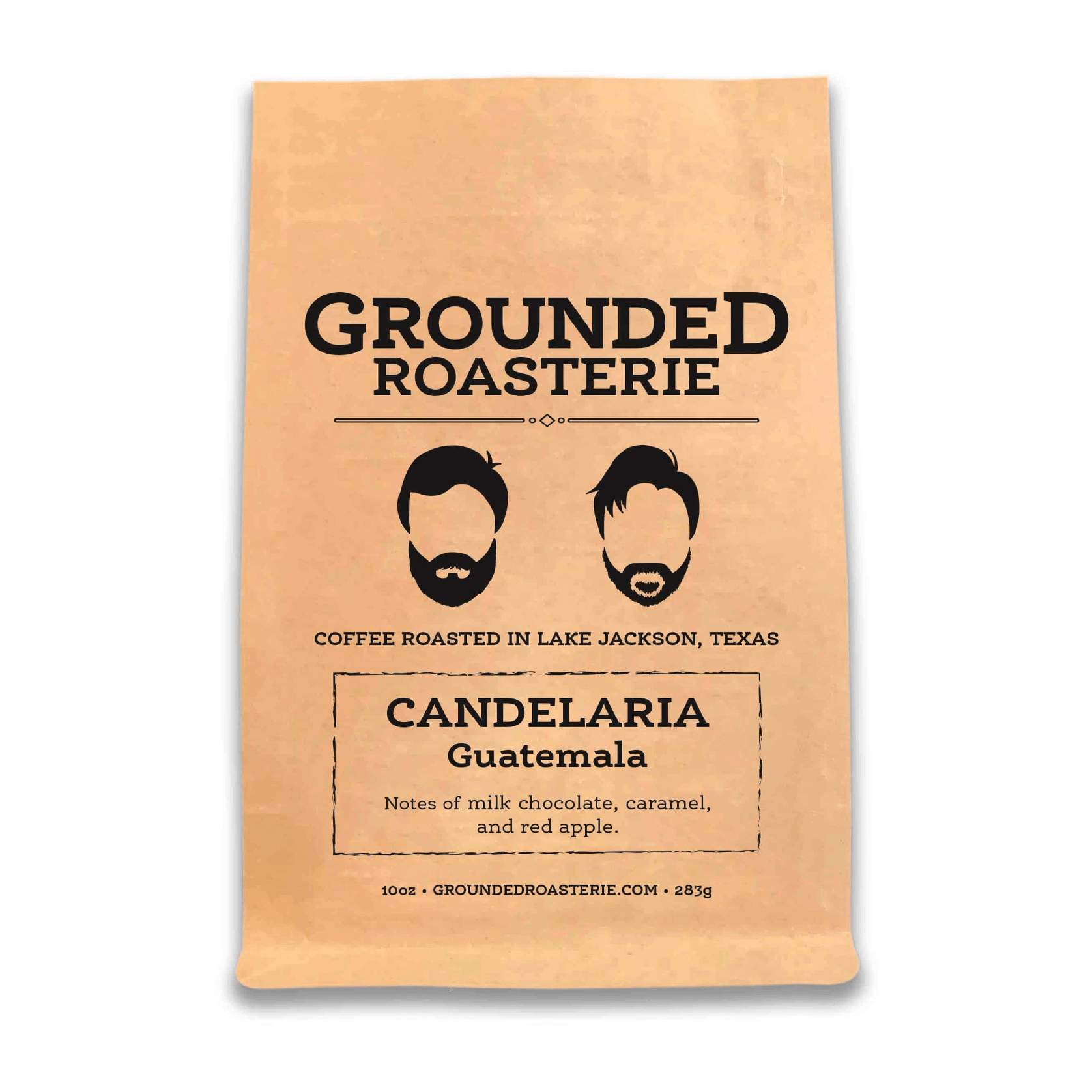 Guatemala Candalaria from Grounded Roasterie