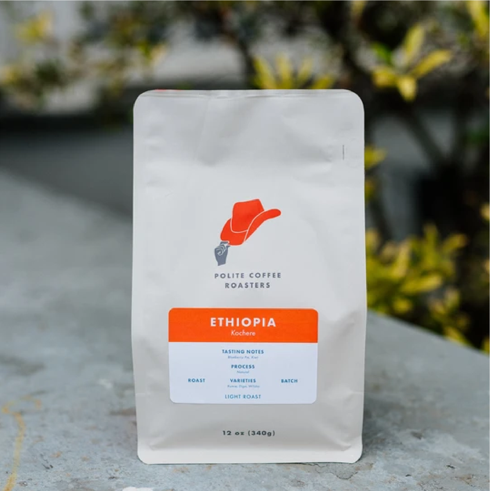 Ethiopia Kochere from Polite Coffee