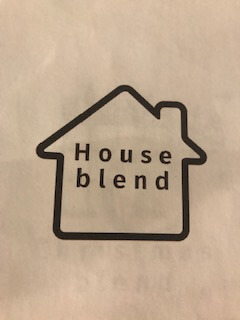 House Blend from Blessed Bru Coffee Cafe