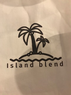 Island Blend from Blessed Bru Coffee Cafe