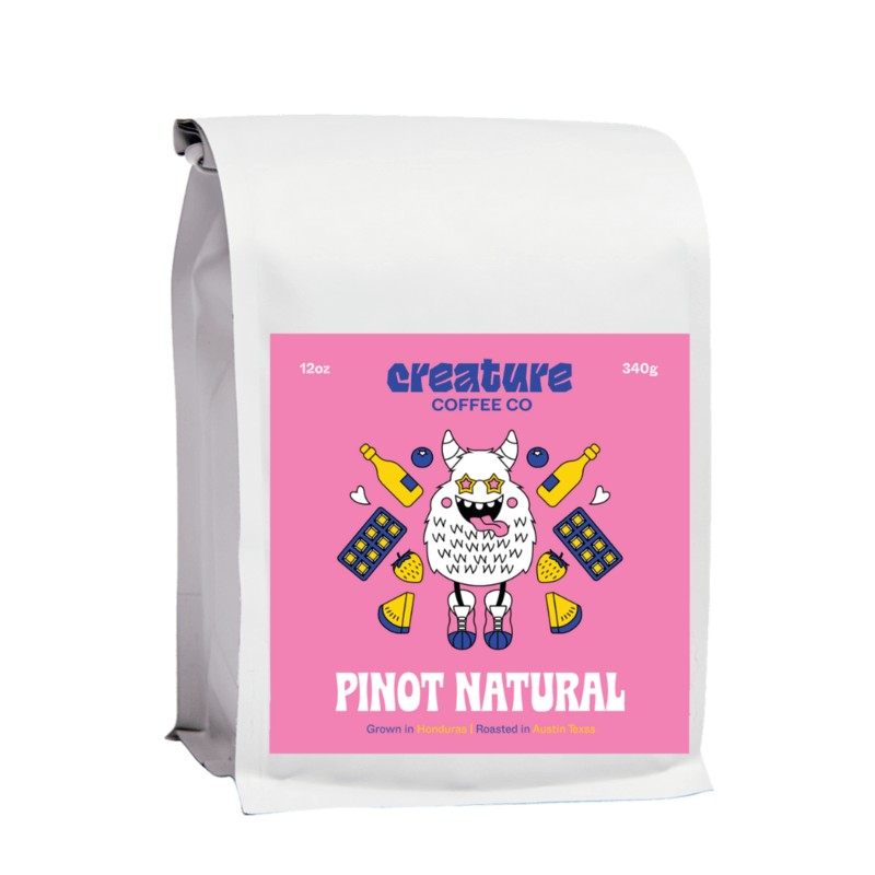 Pinot Natural from Creature Coffee Co