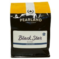 Black Star Blend from Pearland Coffee Roasters