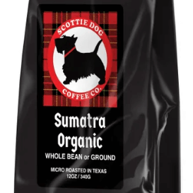 Sumatra Organic from Scottie Dog Coffee