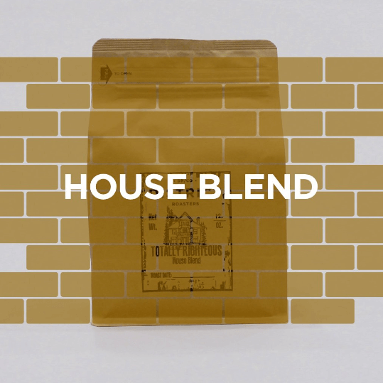 Righteous House Blend from DISTRICT Roasters