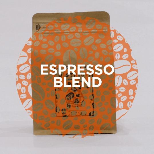 Knockbox Espresso Blend from DISTRICT Roasters