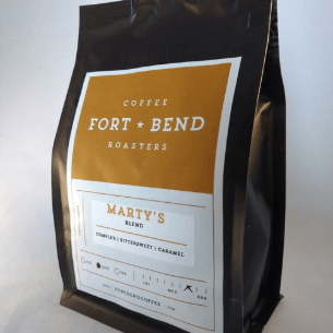 Marty's Blend from Fort Bend Coffee Roasters