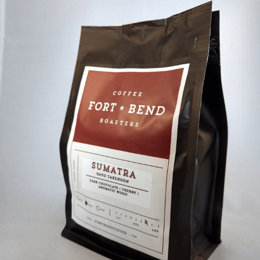 Sumatra: Gayo from Fort Bend Coffee Roasters