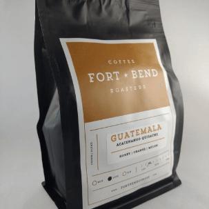 Guatemala: Santa Cruz Naranjo from Fort Bend Coffee Roasters