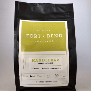 Handlebar Espresso from Fort Bend Coffee Roasters