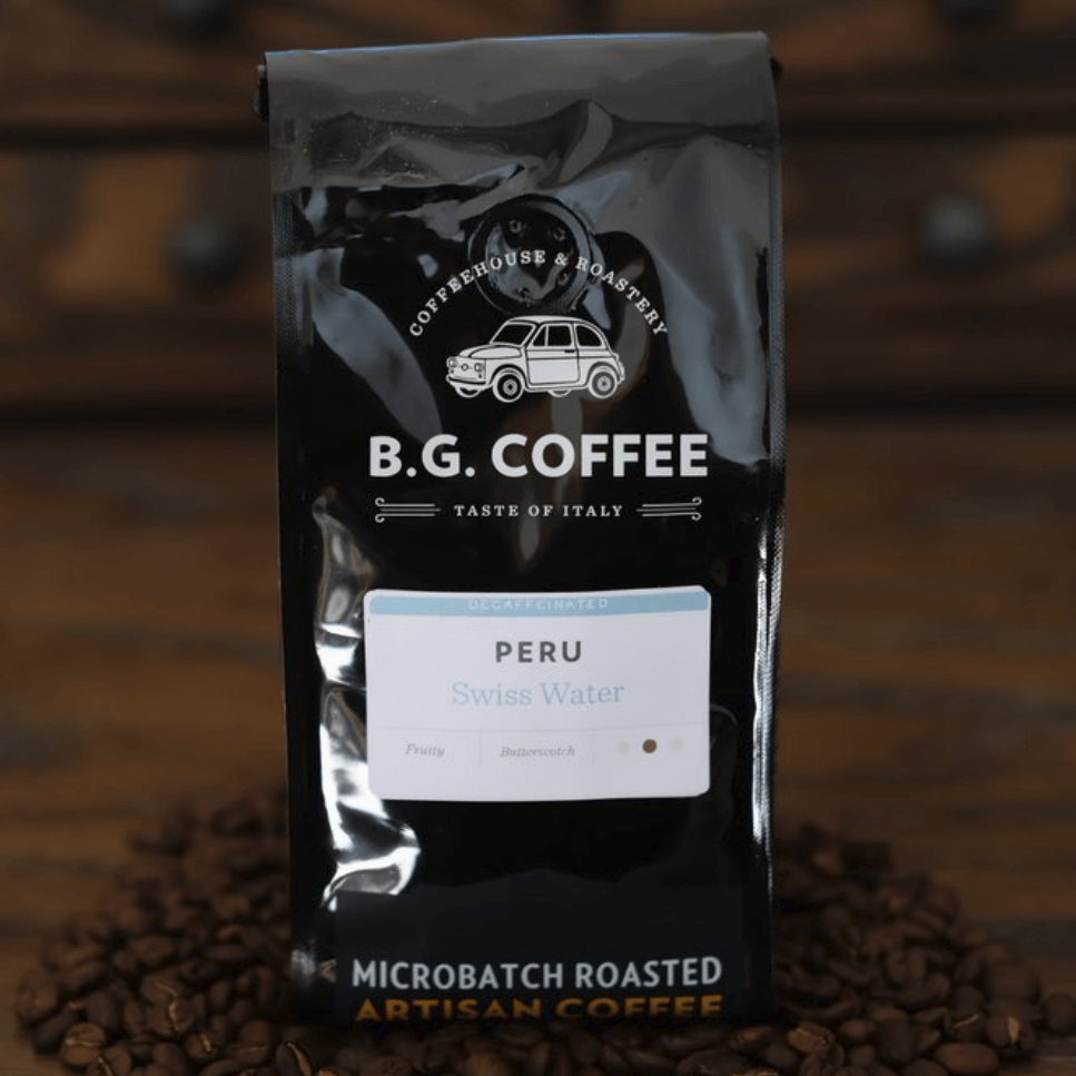 Decaf Peru - Swiss Water from Buon Giorno Coffee