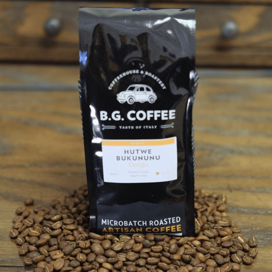 Hutwe Bukununu (Congo) from Buon Giorno Coffee