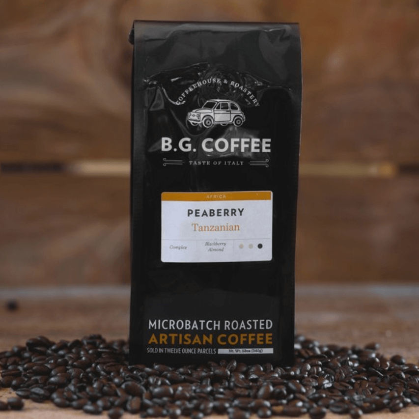 Tanzania Peaberry from Buon Giorno Coffee