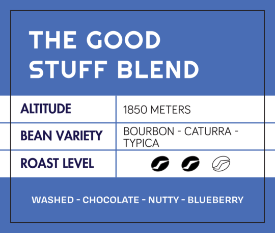 The Good Stuff Blend from What's The Buzz