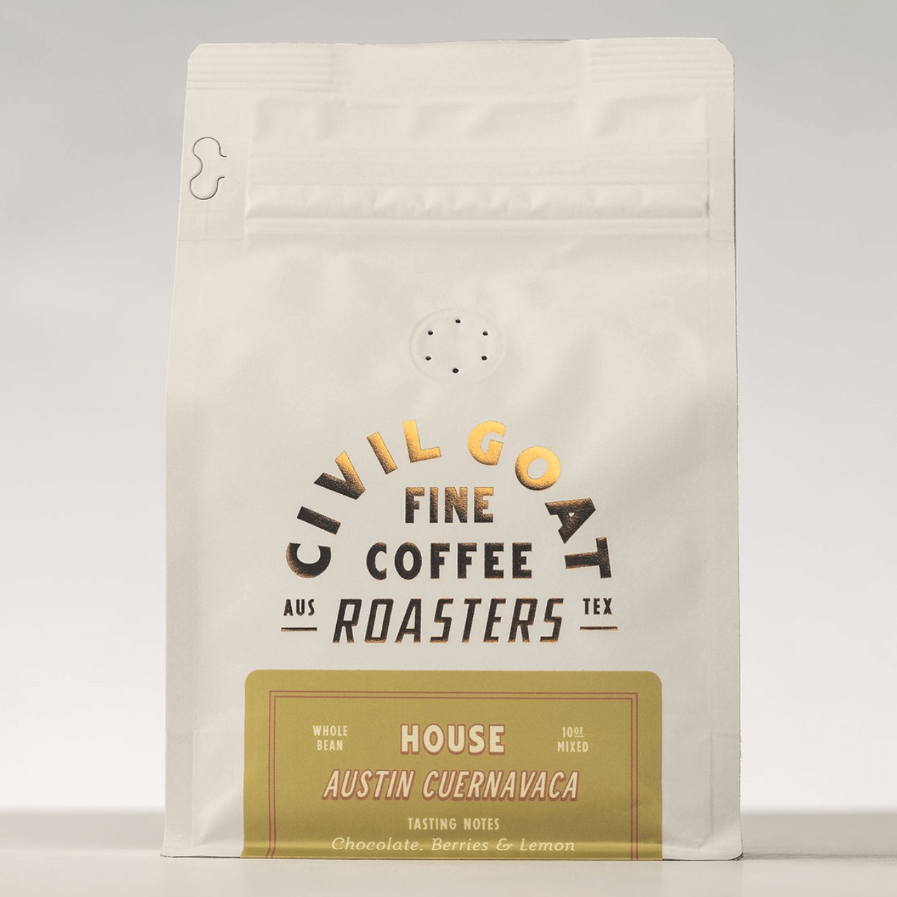 House Blend from Civil Goat Coffee