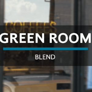 Green Room Blend from Eiland Coffee Roasters
