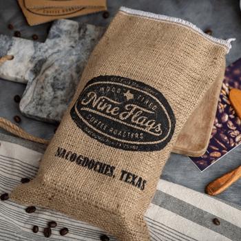 Peru Decaf from Nine Flags Coffee Roasters