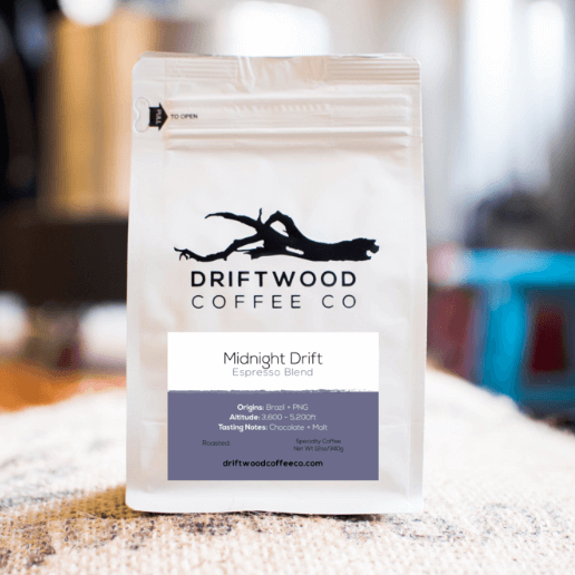 Midnight Drift from Driftwood Coffee Co