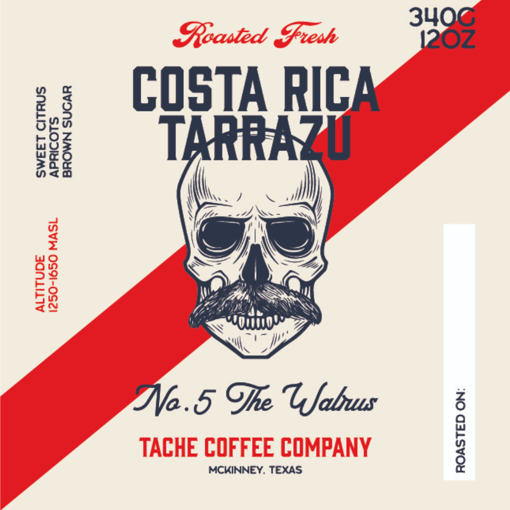 Costa Rica Tarrazu from Tache Coffee Company