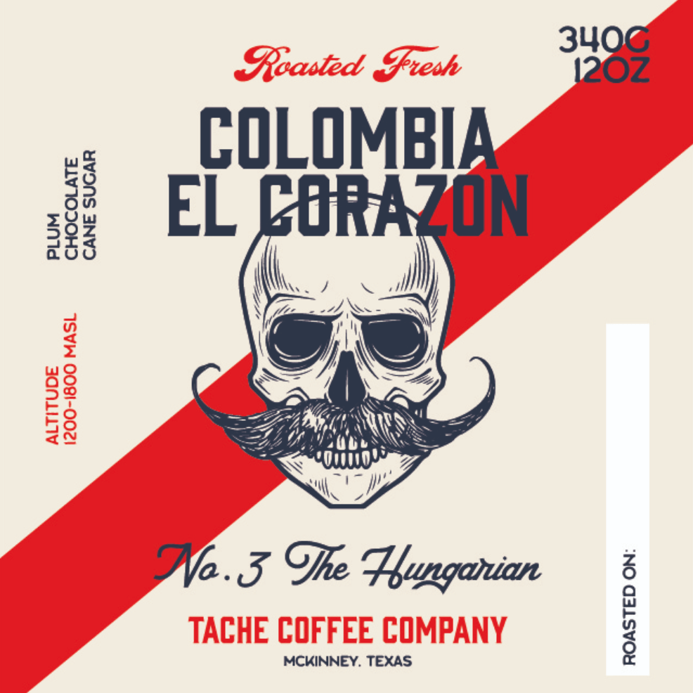 Colombia El Corazón from Tache Coffee Company