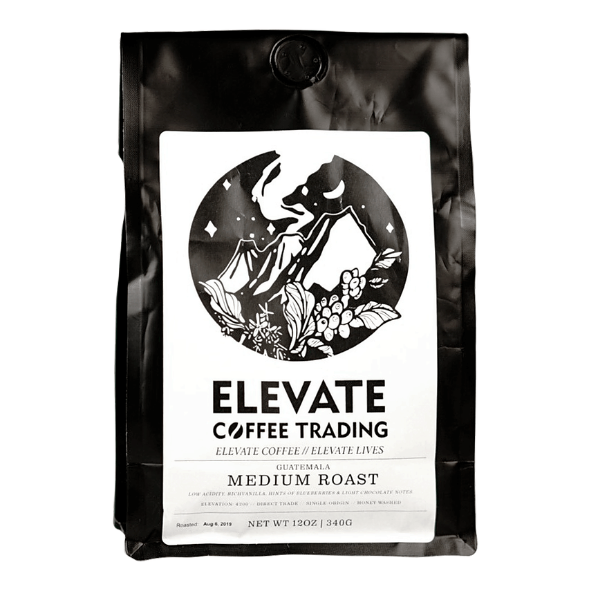 Medium Roast from Elevate Coffee Trading