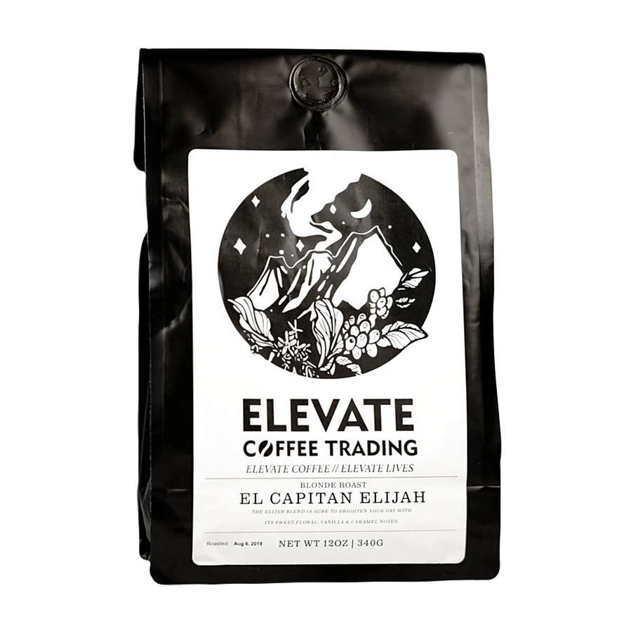 El Capitan Elijah from Elevate Coffee Trading