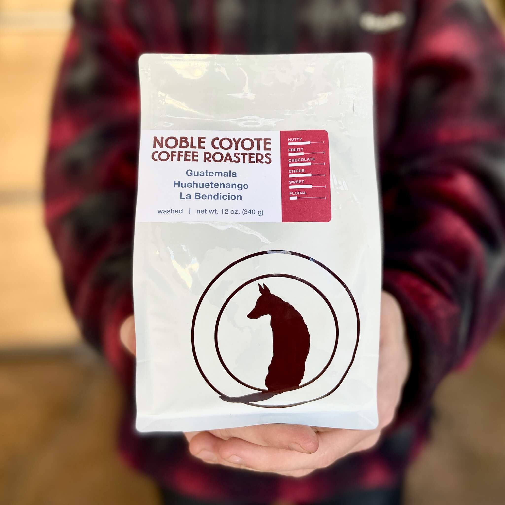 Guatemala La Bendicion from Noble Coyote Coffee Roasters