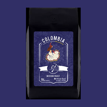 CJ's Colombia from CJ's Coffee