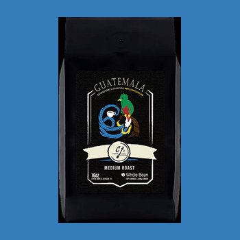 Guatemala from CJ's Coffee