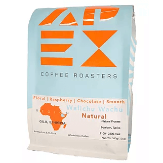 Walichu Wachu - Ethiopia - Natural from Apex Coffee Roasters
