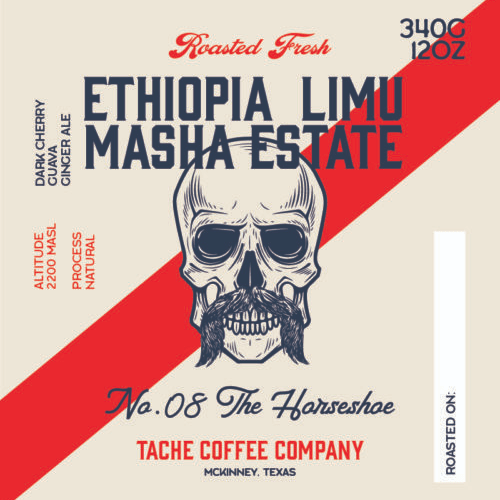 Ethiopia Limu Masha Estate from Tache Coffee Company