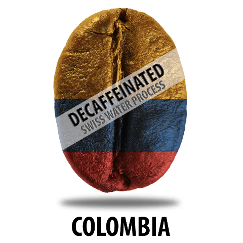 Colombia Supremo - Decaf from US Roast