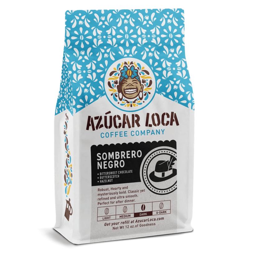 Sombrero Negro from Azucar Loca Coffee Company