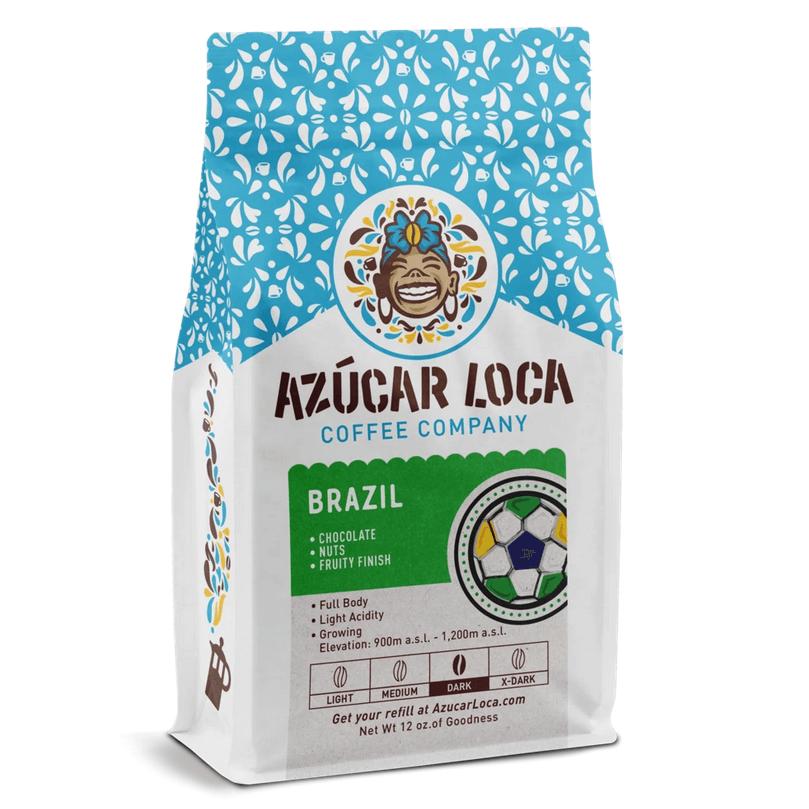 Brazil from Azucar Loca Coffee Company