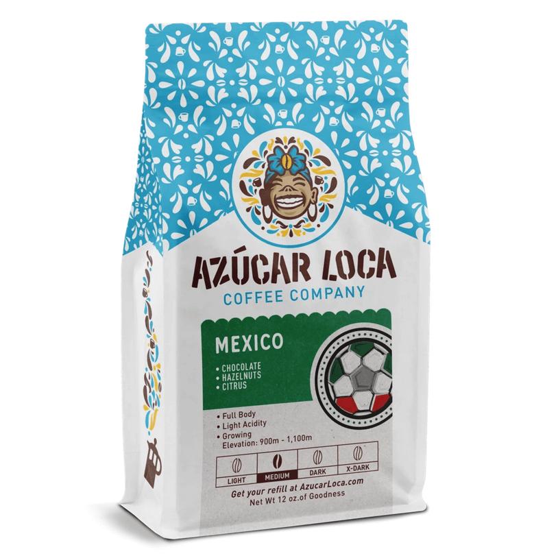 Mexico from Azucar Loca Coffee Company