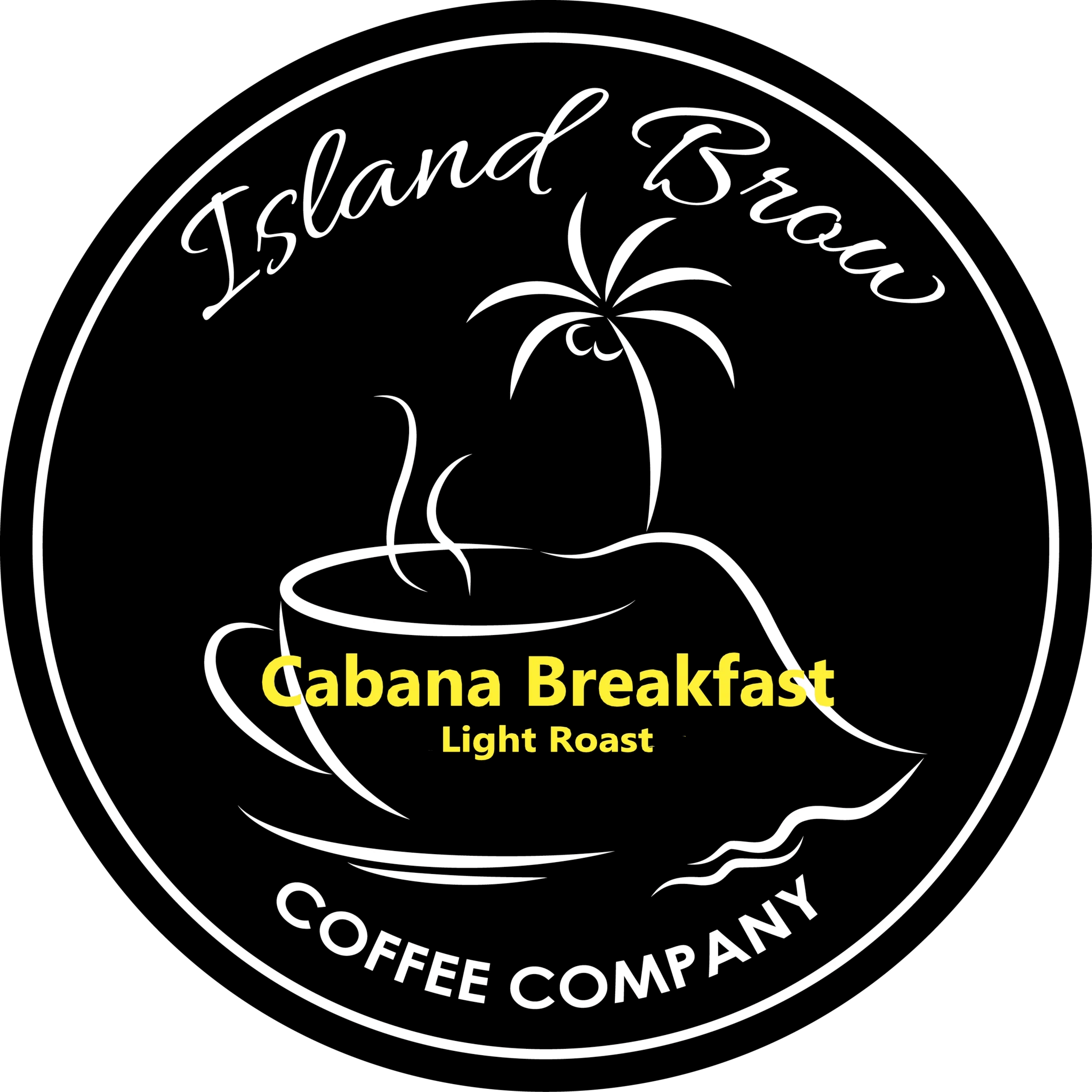 Cabana Breakfast Blend from Island Brow Coffee Company