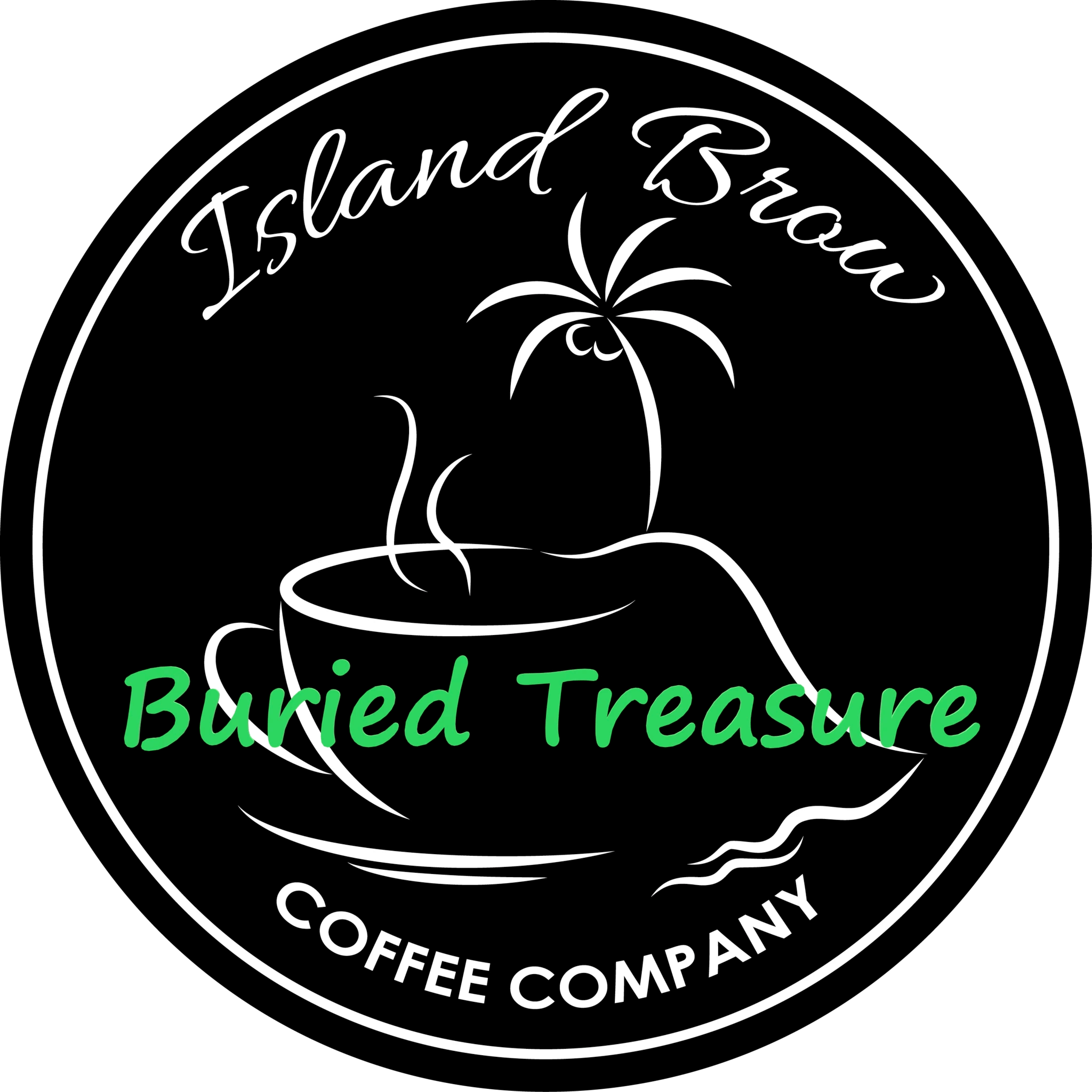 Buried Treasure from Island Brow Coffee Company