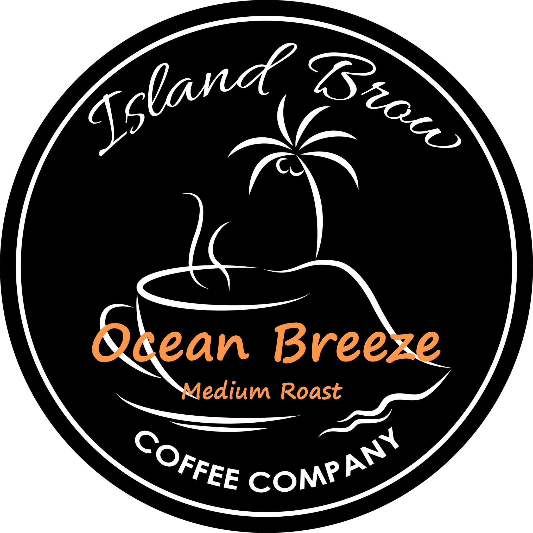 Ocean Breeze from Island Brow Coffee Company
