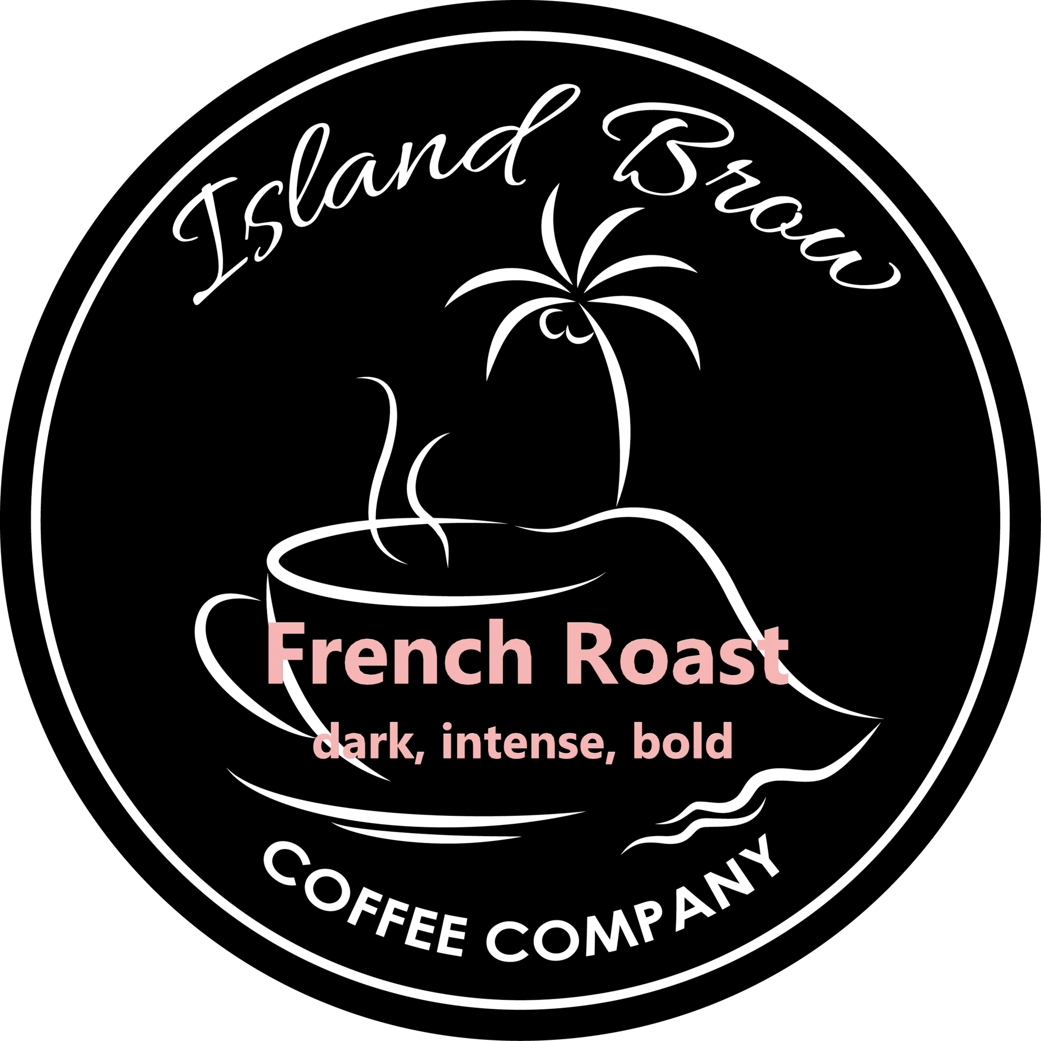 French Roast from Island Brow Coffee Company