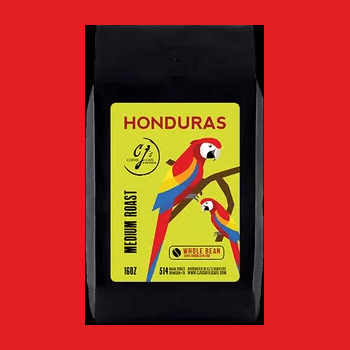 Honduras from CJ's Coffee