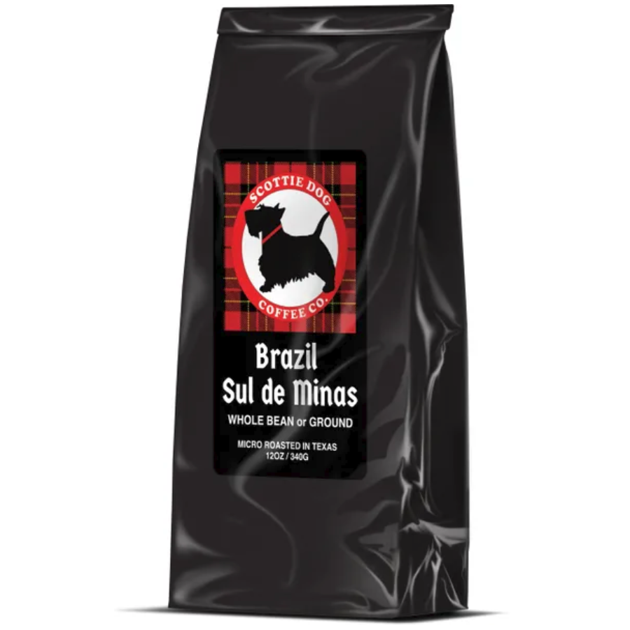 Brazil Sul De Minas from Scottie Dog Coffee