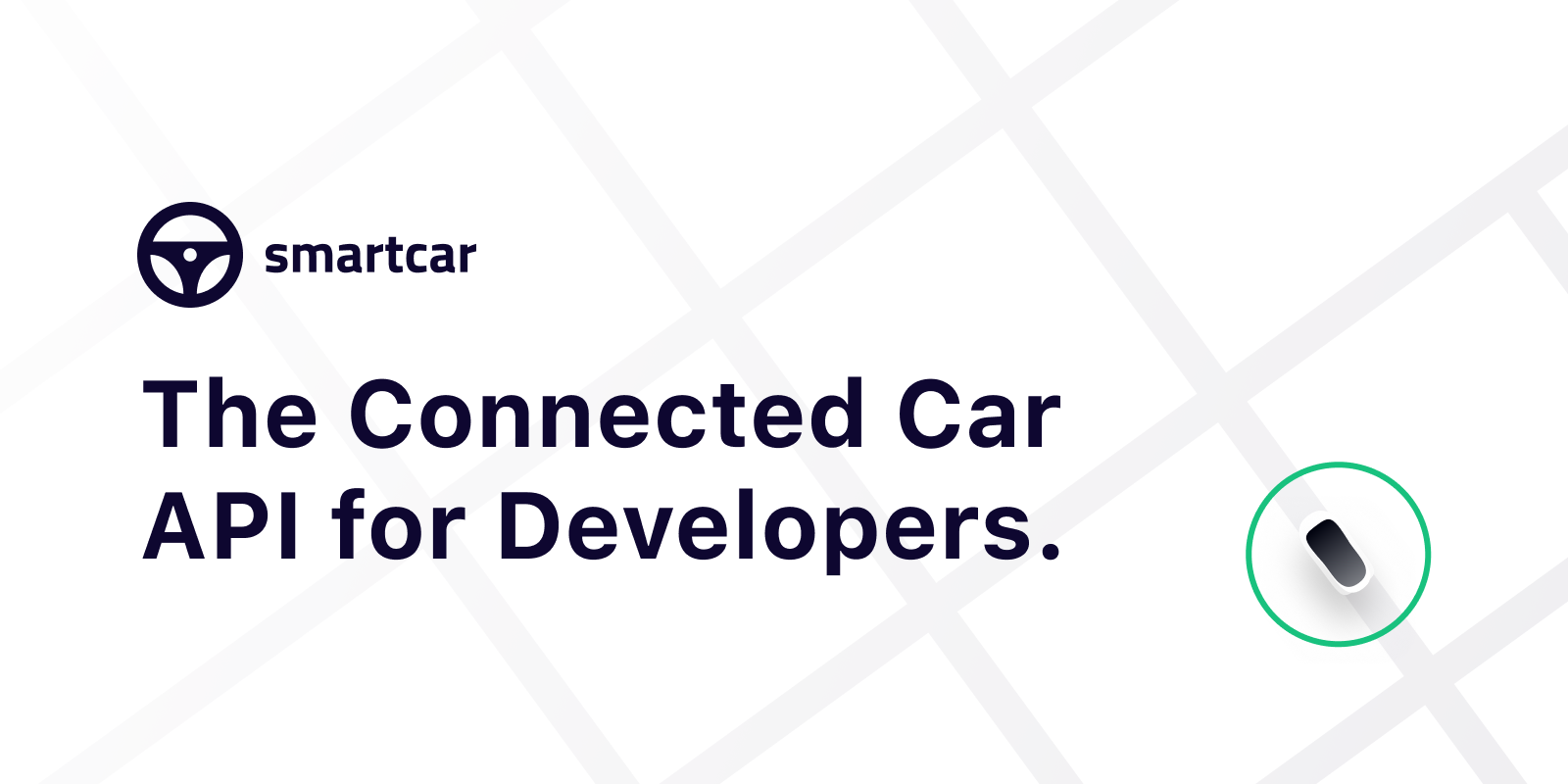 Smartcar: the connected car API for developers