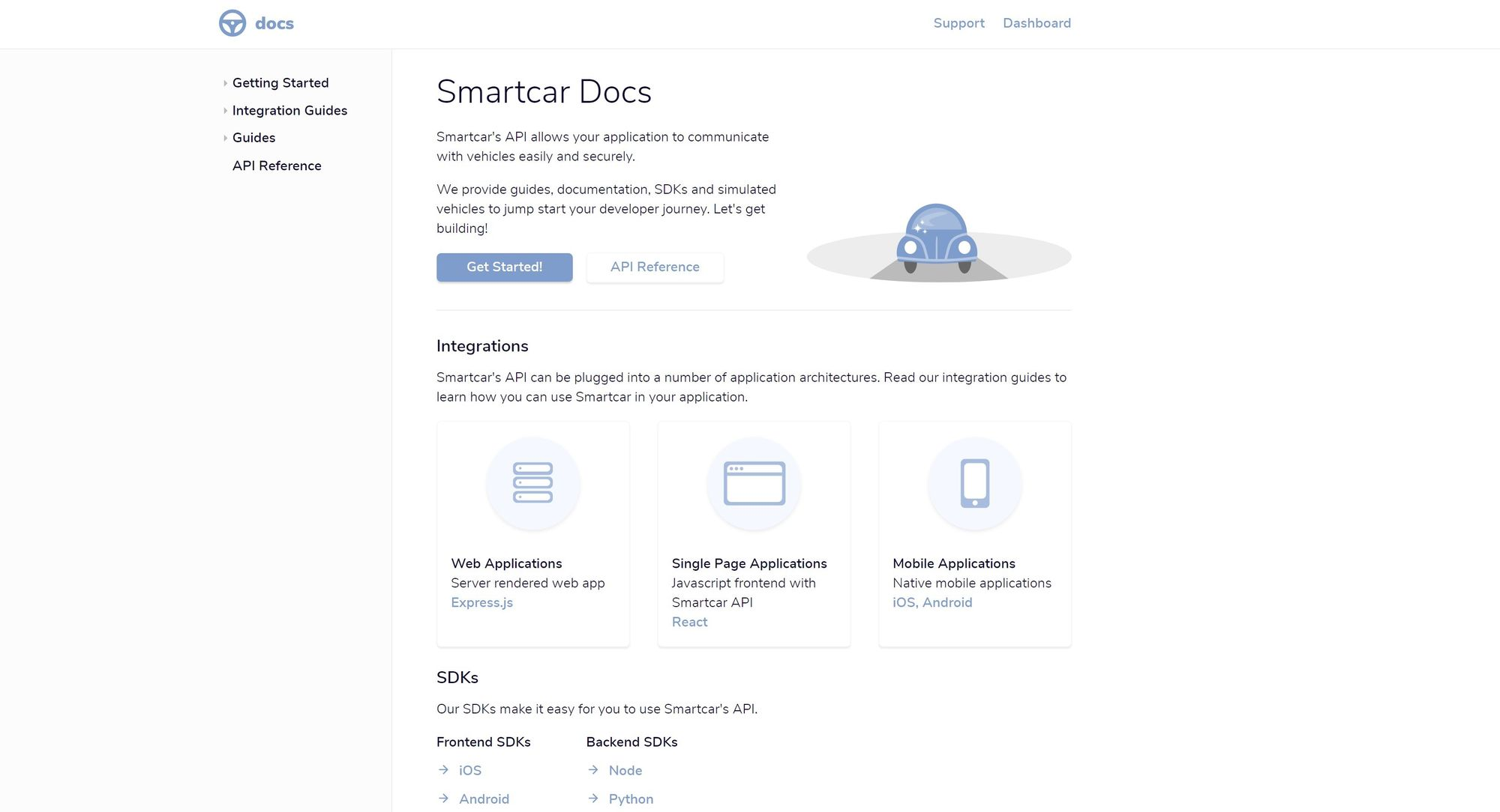Announcing the new documentation center