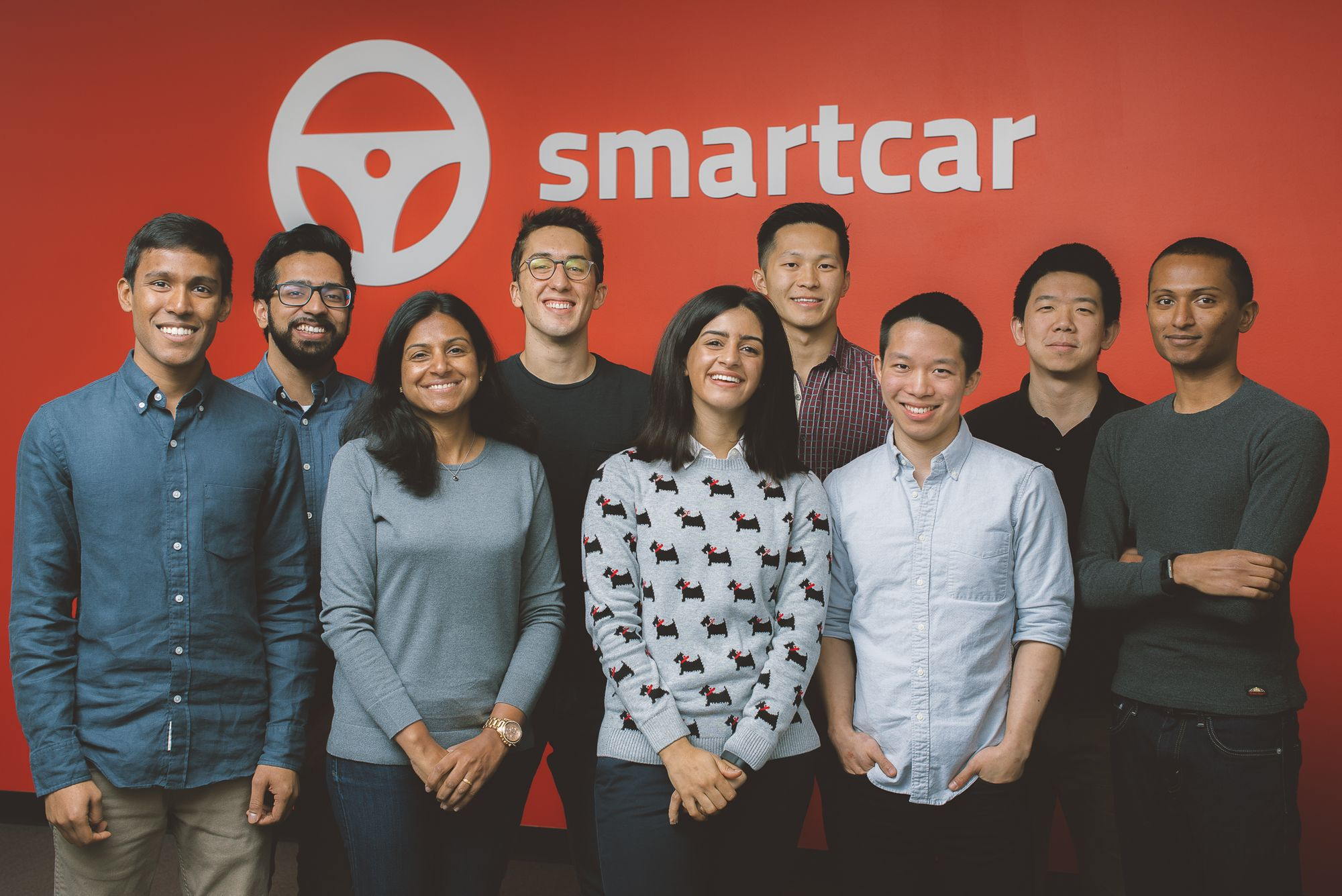 Smartcar announces $10 million Series A funding from NEA and a16z