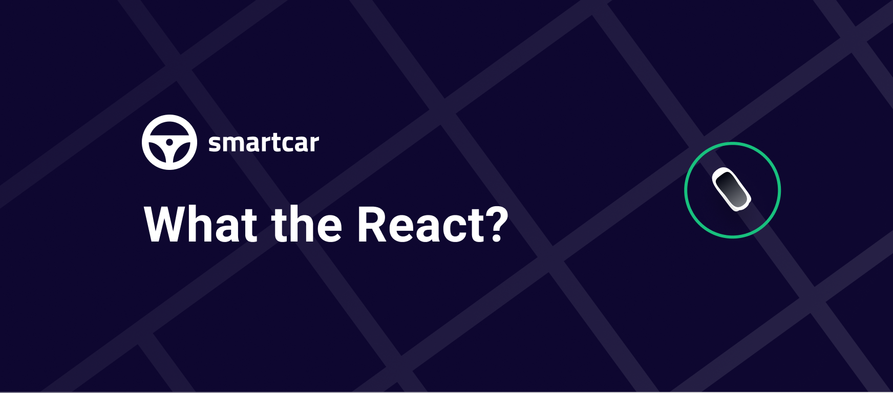 What the React? Routing & redesign