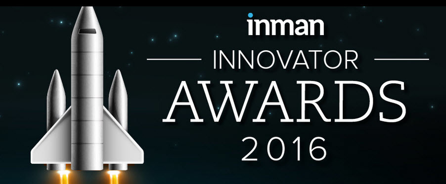 Inman News Innovator award