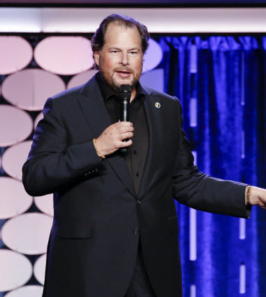 Marc Benioff - Predictive Analytics