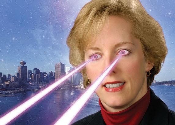Laser Eye Ad