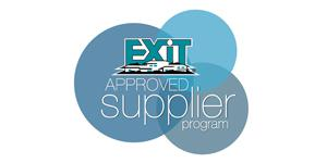 EXIT Approved Supplier