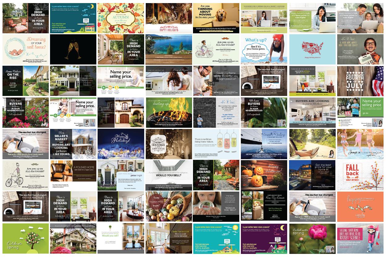 SmartZip mailer catalog