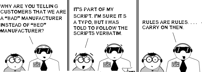 Scripts cartoon